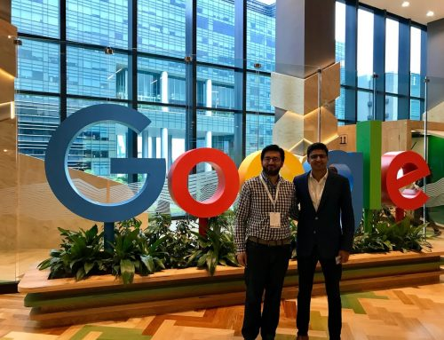OXO Apps – Game Studio of DevBatch Got Invited to Attend App Summit 2017 Held at Google Asia Pacific HQ