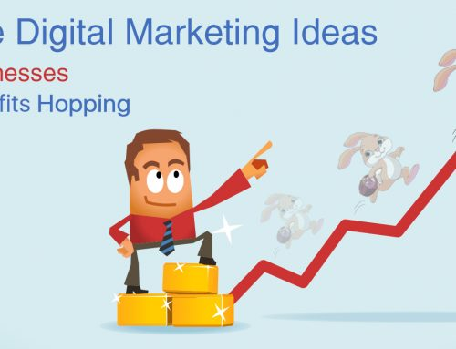 4 Effective Digital Marketing Ideas for Small Businesses to Get their Profits Hopping this Easter