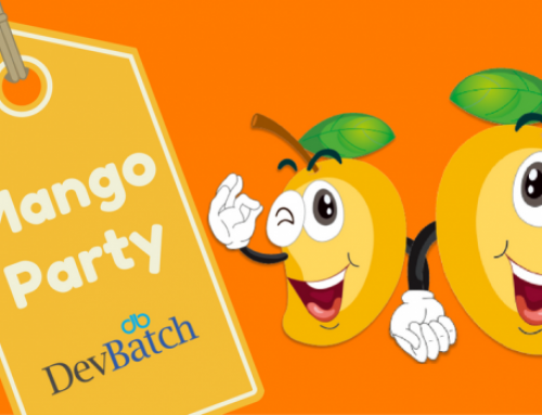The Mango Party Bash in the House!