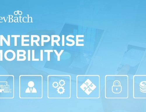 5 Ways Enterprise Mobility Software Helps Manufacturing Businesses