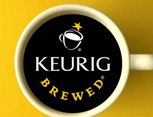 Keurig Brewed Website