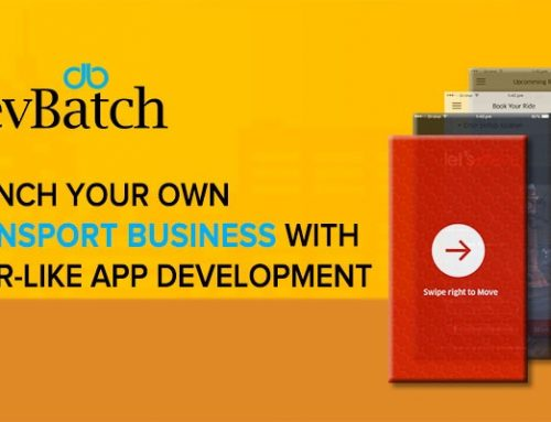 Launch Your Own Transport Business with Uber-Like App development