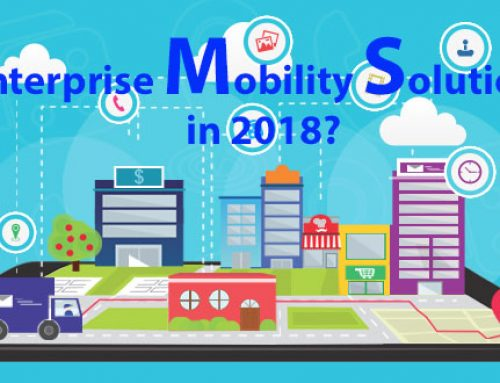 How are Enterprise mobility solutions changing in 2018?